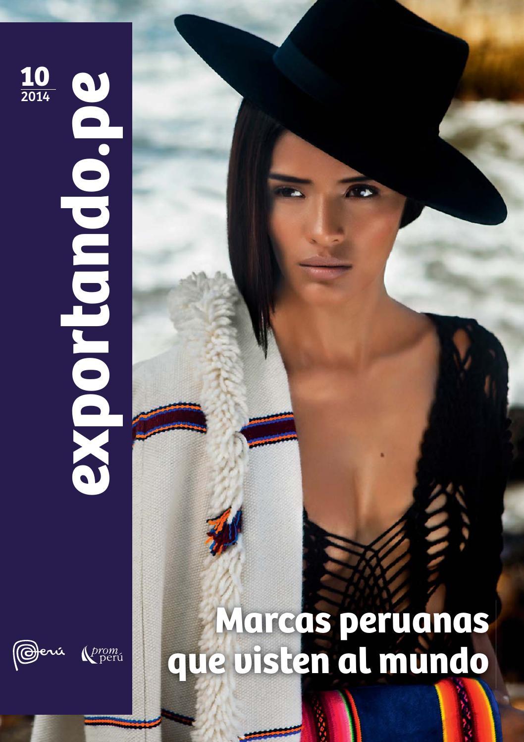 Revista Exportando.pe N°10 by PROMPERÚ Exportaciones - issuu c9e6f3a258b