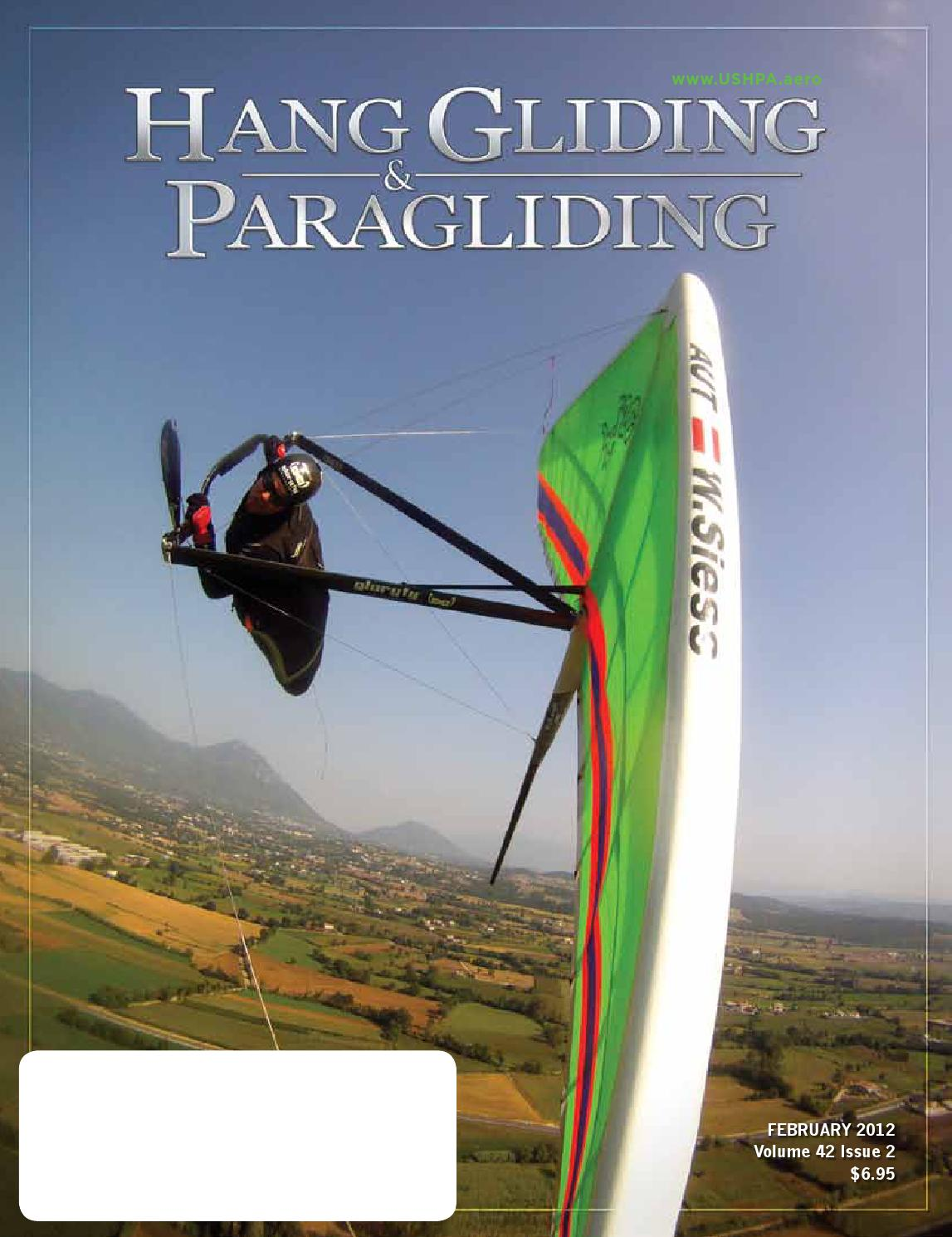 Hang Gliding & Paragliding Vol42/Iss02 Feb 2012 by US Hang