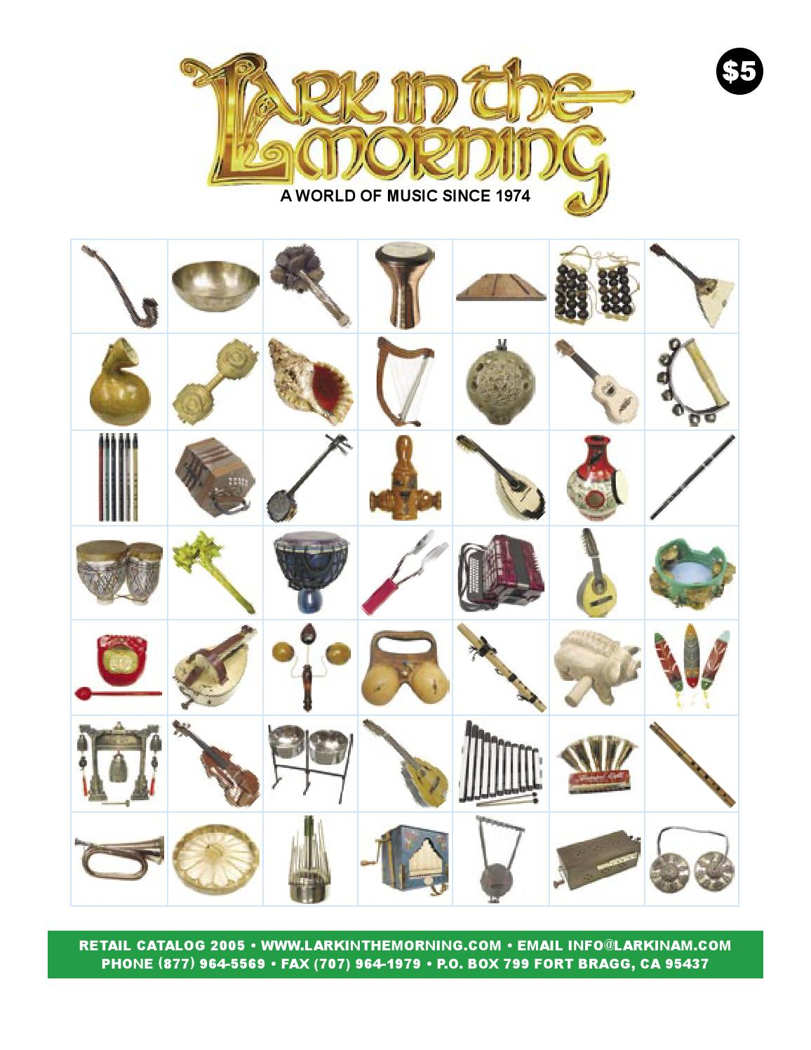 Lark In The Morning Retail Catalog 2005 By Issuu 1929 Rca Theremin Vintage Radio Wiring Diagram Binatanicom