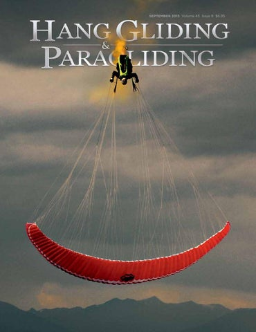 Hang gliding paragliding vol43iss07 jul 2013 by us hang gliding hang gliding paragliding vol43iss09 sep 2013 fandeluxe Images