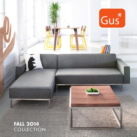 Phenomenal Gus Modern Fall 2014 Collection Modern Furniture Made Ibusinesslaw Wood Chair Design Ideas Ibusinesslaworg