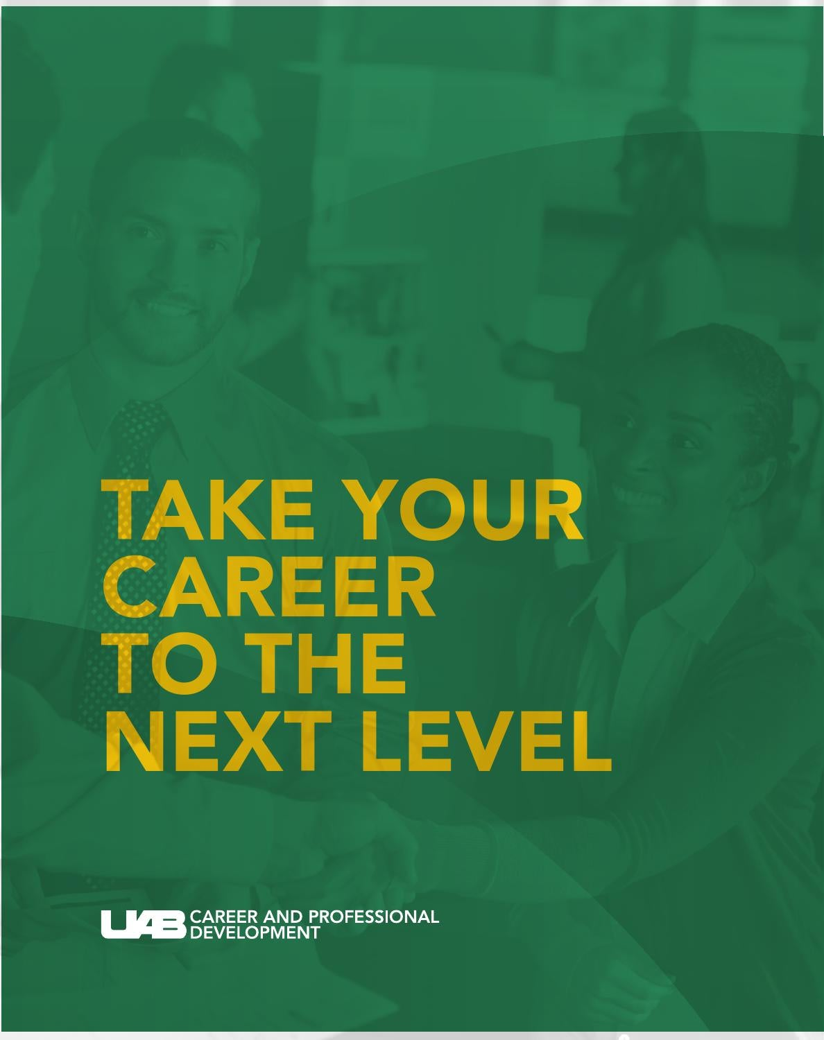 what can we do for you  by uab career  u0026 professional