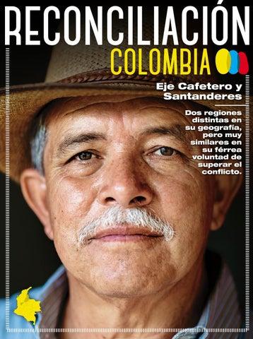 0d9bc8b6c0980 reconciliación COLOMBIA Eje Cafetero y Santanderes Dos regiones distintas  en su geografía