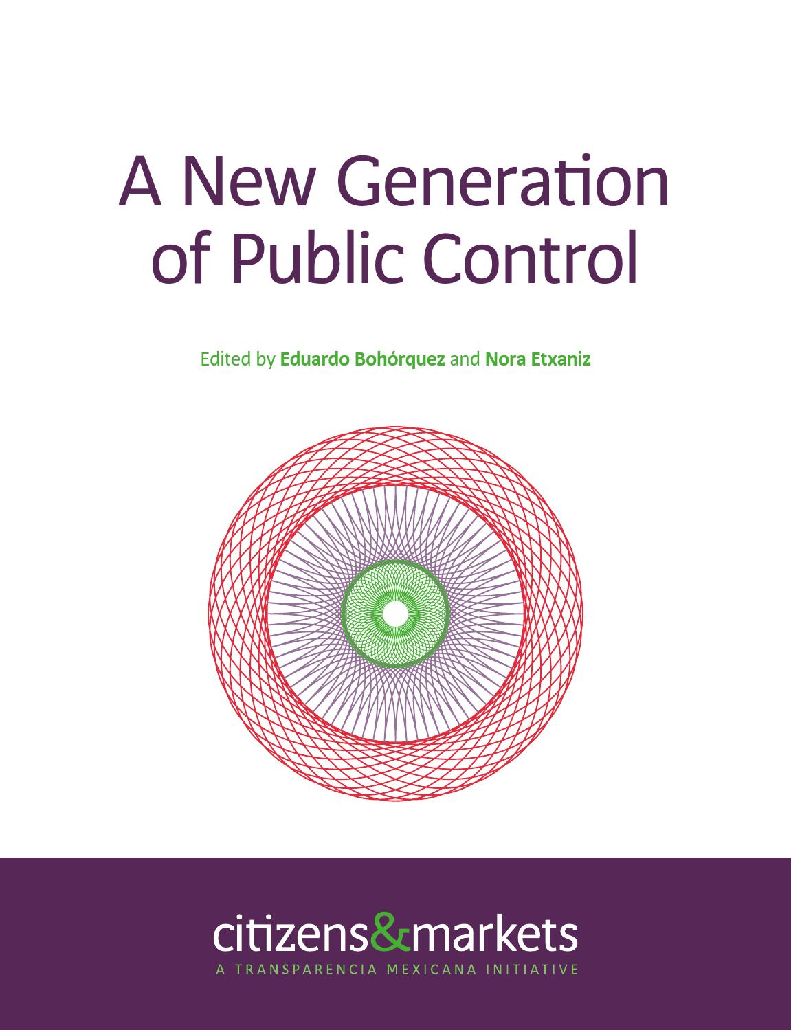A New Generation of Public Control by Citizens Markets - issuu