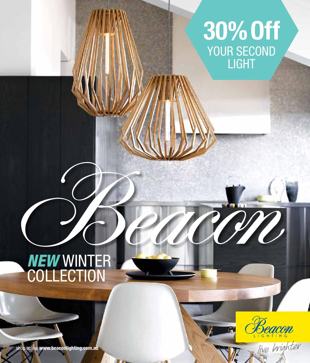 Beacon Lighting 2017 Winter Catalogue