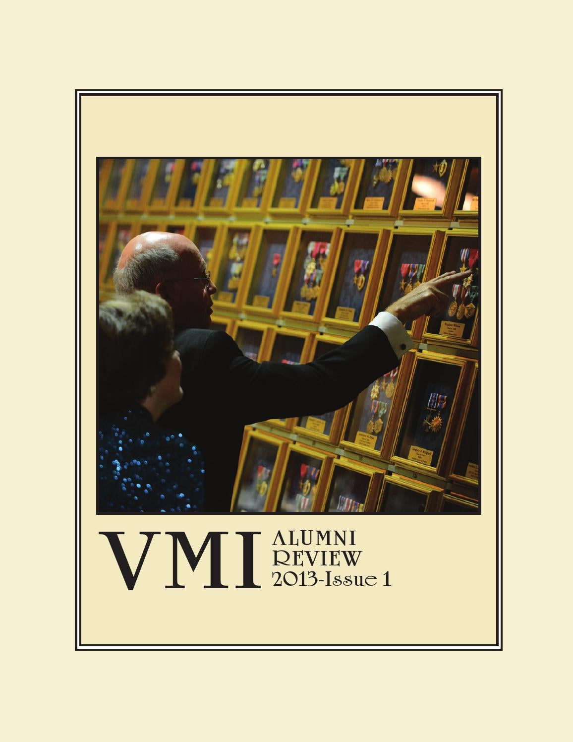 Alumni Review 2013 Issue 1 By VMI Agencies