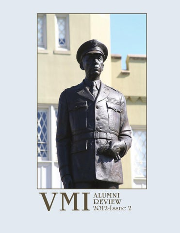 e70a155cb Alumni Review 2012 Issue 2 by VMI Alumni Agencies - issuu