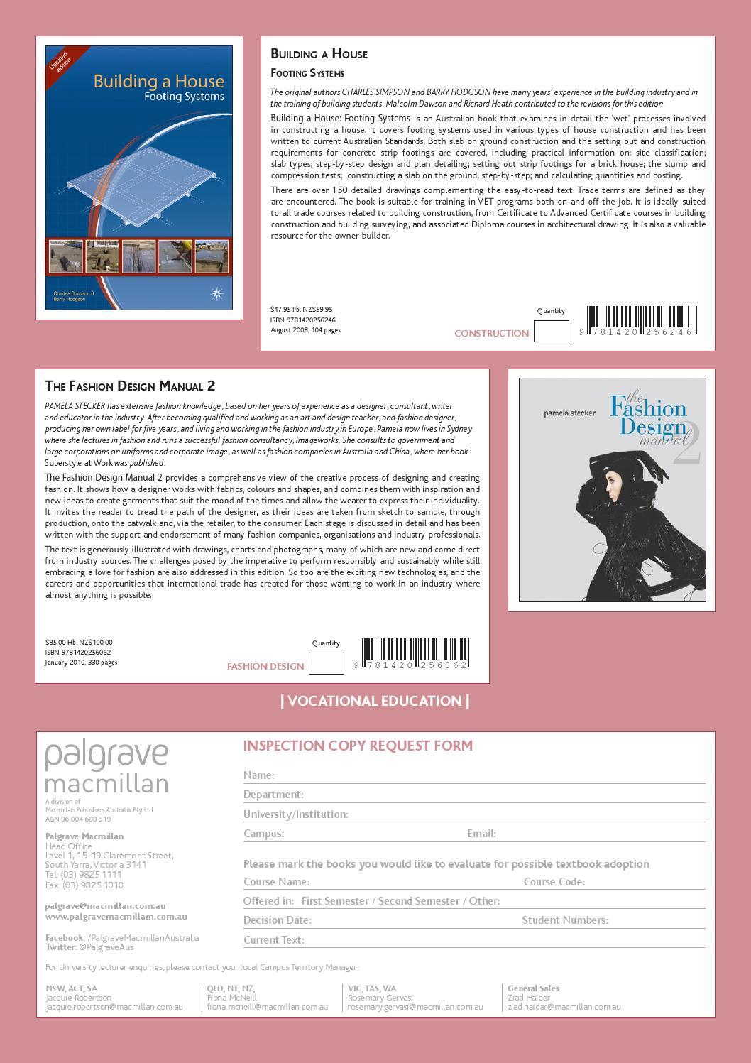 Palgrave Macmillan Australian Publishing Complete Catalogue 2014 By Palgrave Macmillan Australia Issuu