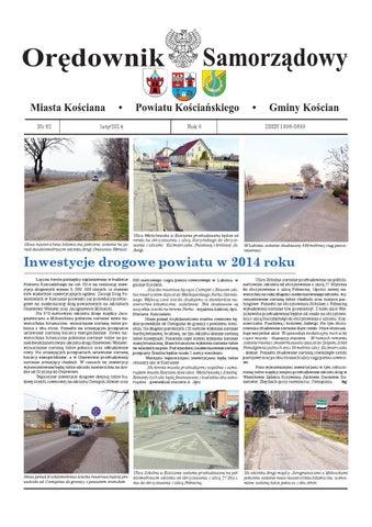 Orędownik Samorządowy Nr 82 Luty 2014 By Starostwo Powiatowe Issuu