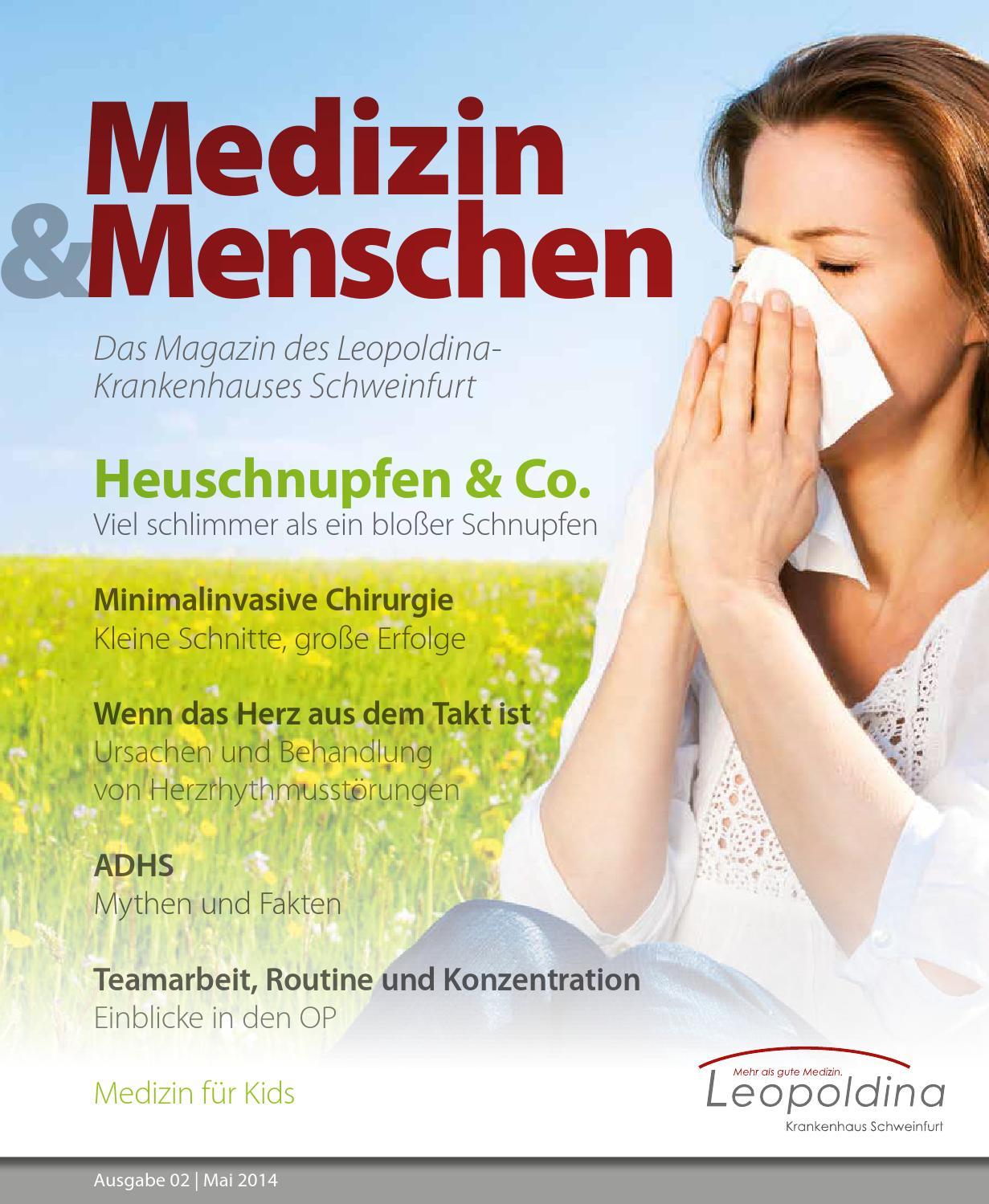 Leopoldina Magazin 02 by Gerryland AG - issuu