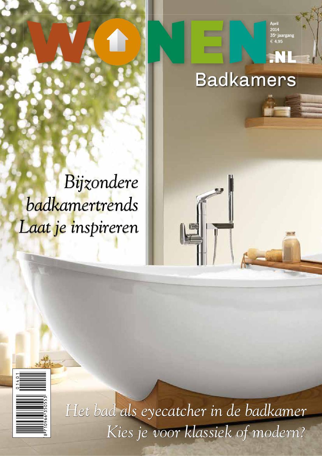 Wonen.nl - Badkamers by Wonen Media - issuu