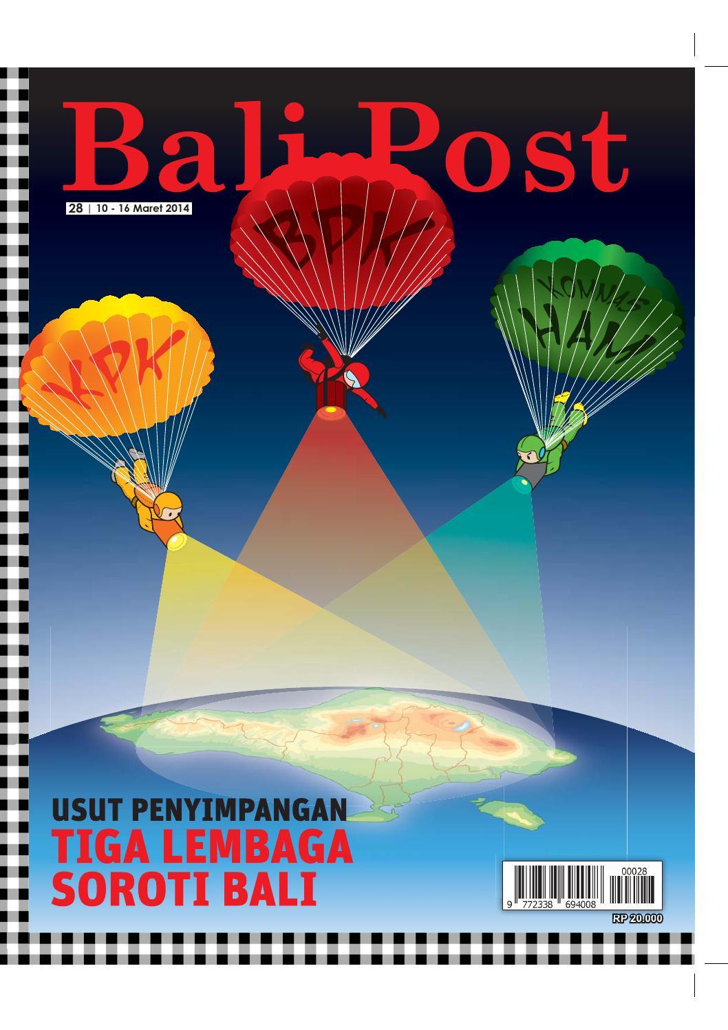 Majalah Bali Post Edisi 28 By E Paper KMB Issuu