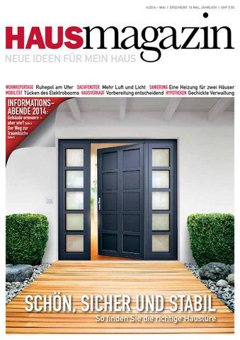 Hausmagazin Mai 2014 by HAUS MAGAZIN - issuu
