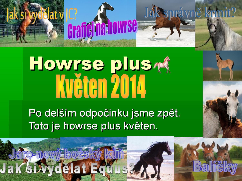 Howrse Plus Kveten By Klaryk Issuu