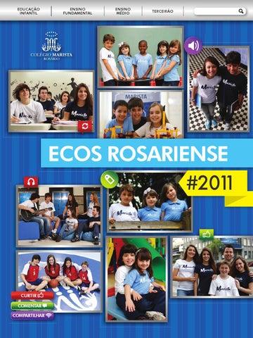 Revista Ecos Rosariense 2011  3156c9e335214