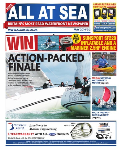 a11ec945f27 All At Sea May 2014 by All At Sea - issuu