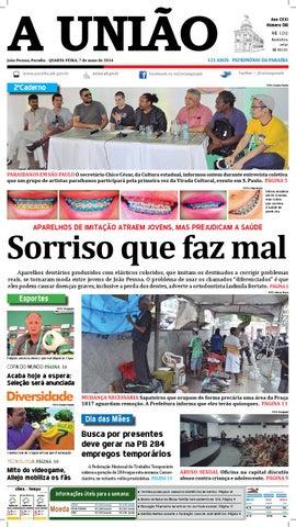 508733c04a0f8 Jornal A União by Jornal A União - issuu