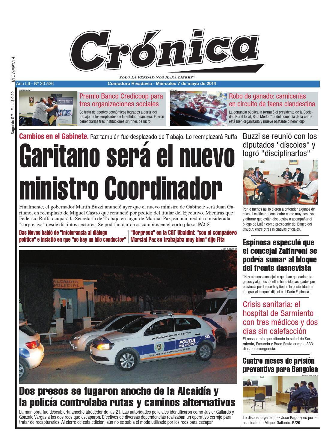 D276cfff60003cdfd3f5ad998db0b0cb by Diario Crónica - issuu
