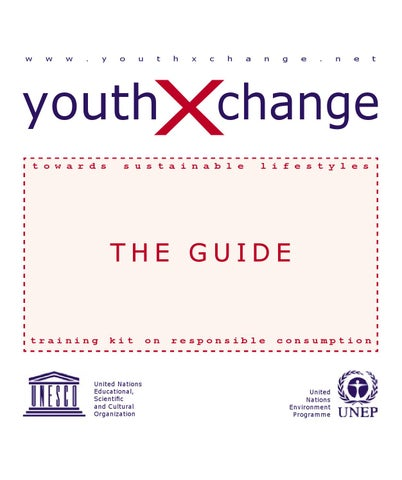 Youthxchange training kit on responsible consumption by trung tm page 1 fandeluxe Choice Image