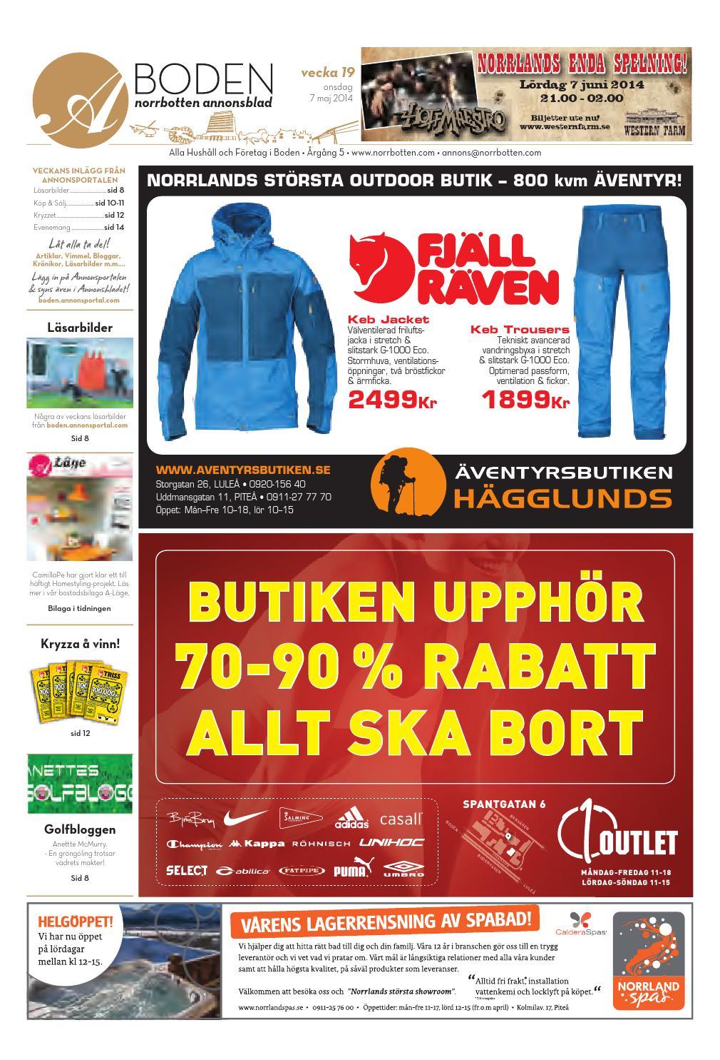 470a95e75821 Boab 2014 vecka19 by Svenska Civildatalogerna AB - issuu