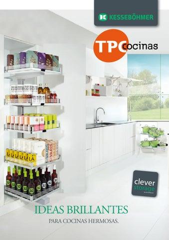Catalogo Kessebohmer 2014 By Tpc Cocinas Issuu