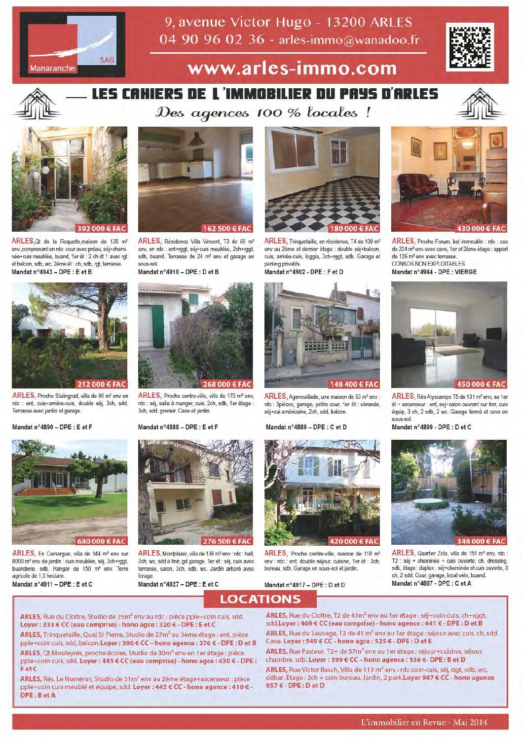 Salon De Jardin Americain les cahiers de l'immobilier du pays d'arleso10com - issuu