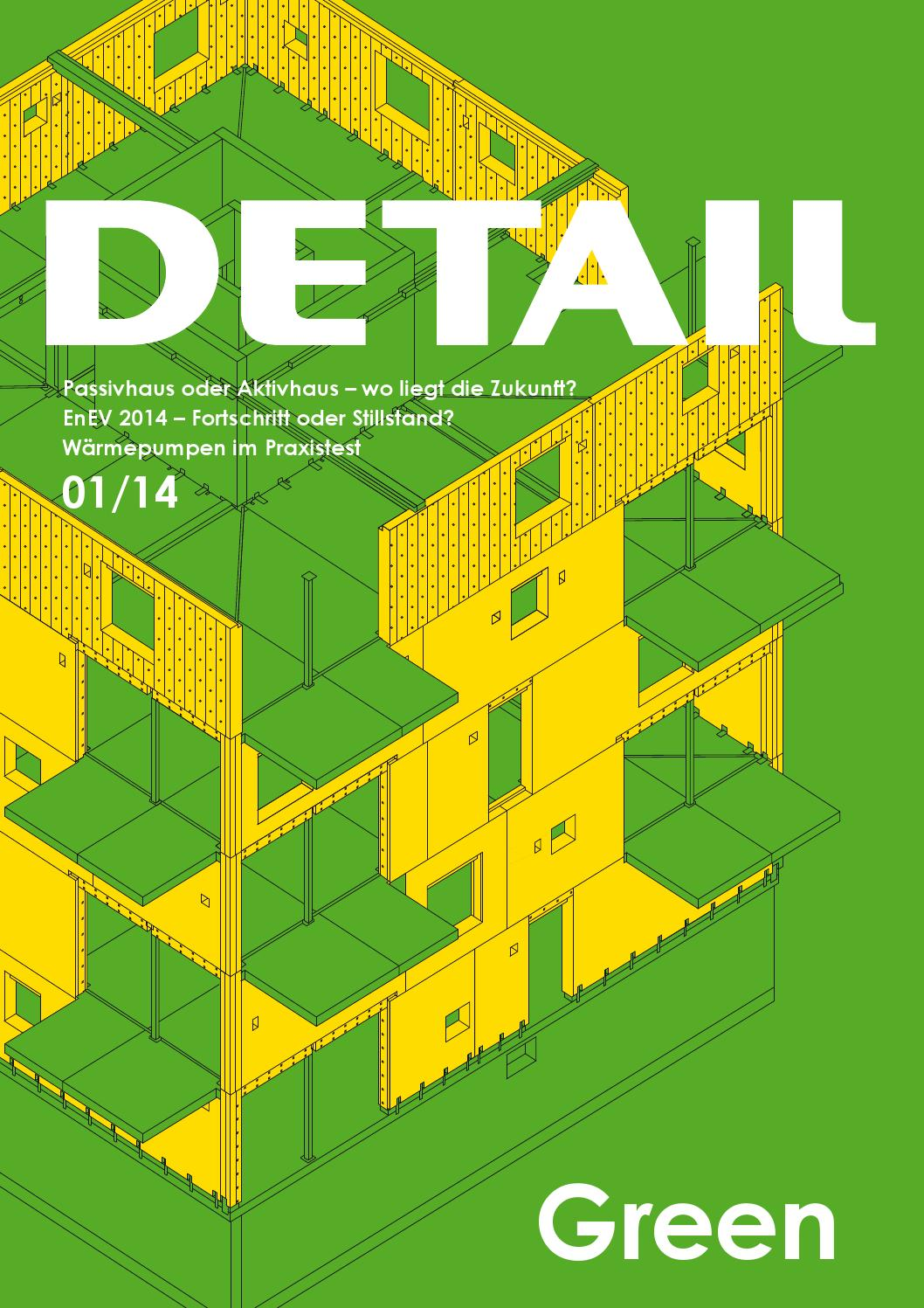 DETAIL Green Mai 2014 by DETAIL - issuu