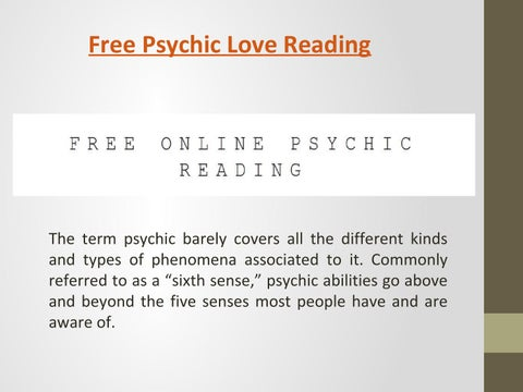 Free tarot reading online accurate by Daily Tarot Reading - issuu