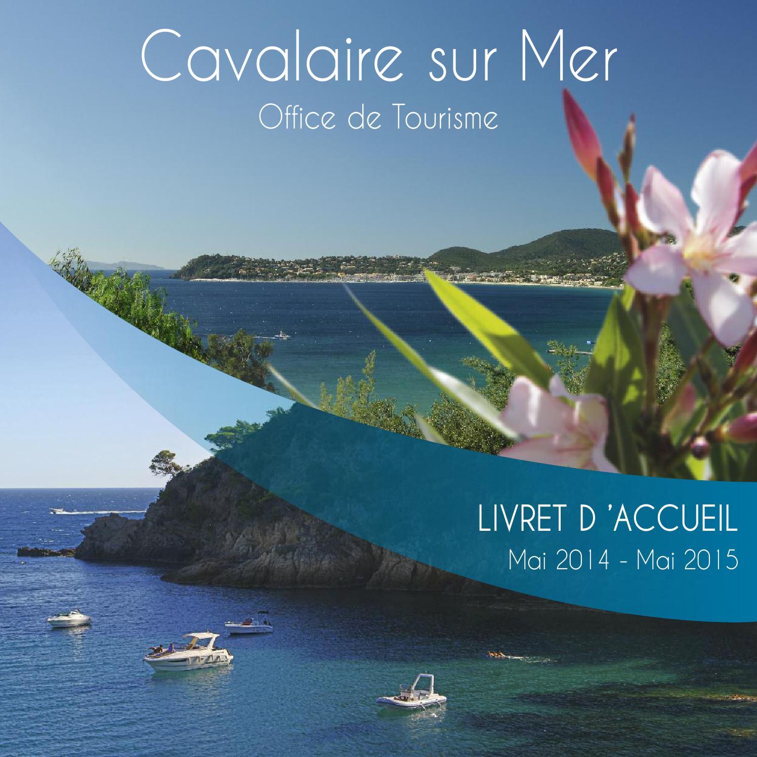 Cavalaire tourisme livret accueil 2014 by cavalaire sur - Office des oeuvres universitaires pour le centre ...