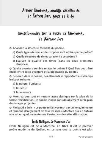 Baudelaire Les Poètes Maudits By Les éditions Cec Issuu
