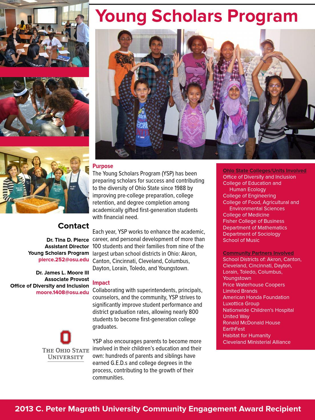 2014 Ohio State University Outreach and Engagement Forum by Ben
