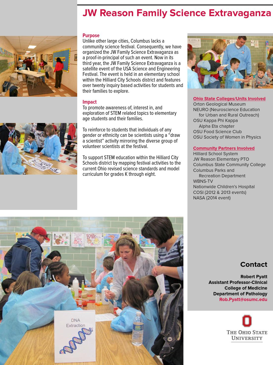 2014 Ohio State University Outreach and Engagement Forum by