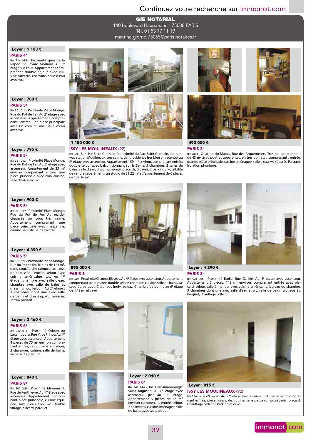 Salle De Bain Avec 2 Entrees magazine immobilier des notairesnicolas dubernard - issuu