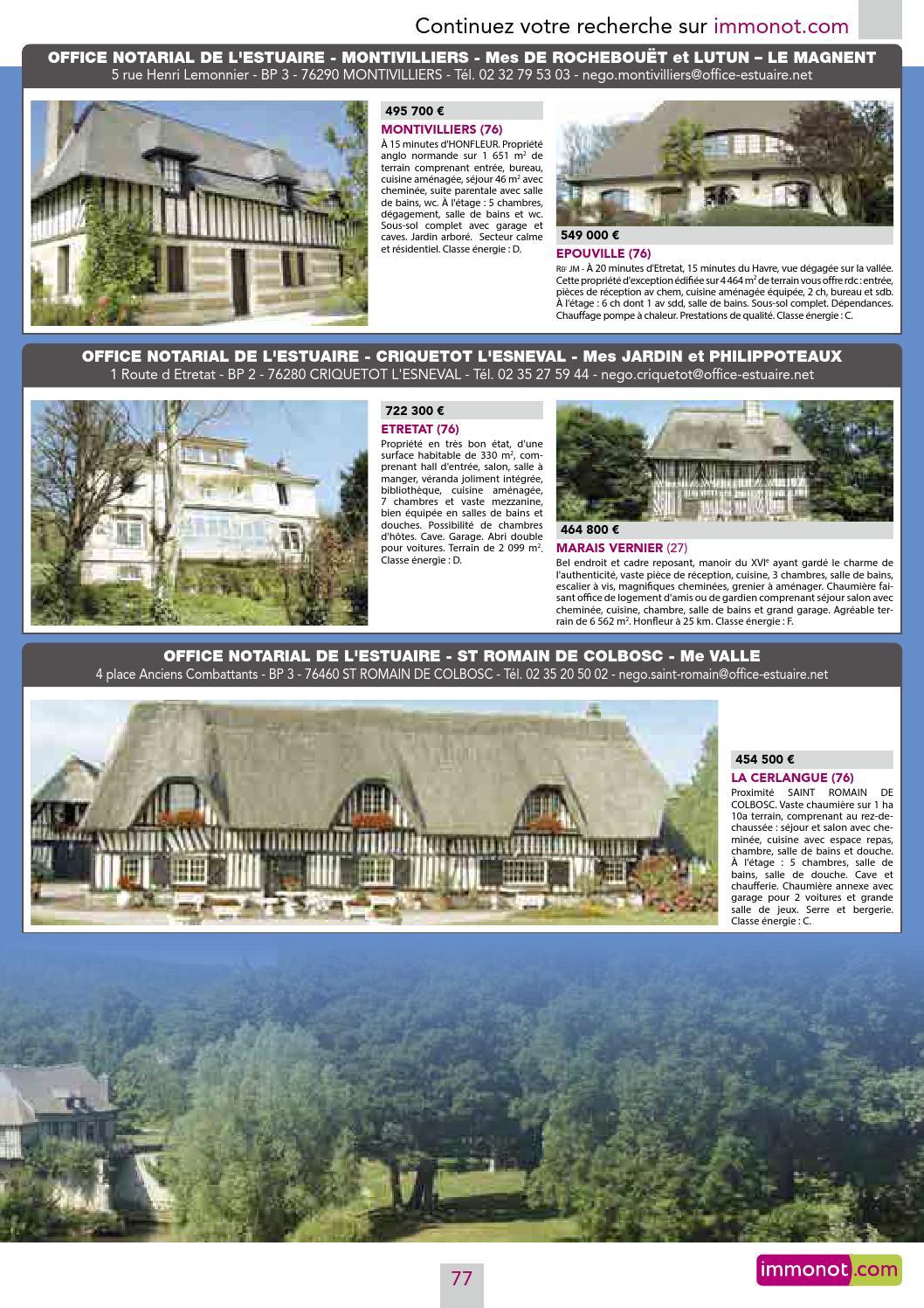 Magazine Immobilier Des Notaires By Nicolas Dubernard Issuu