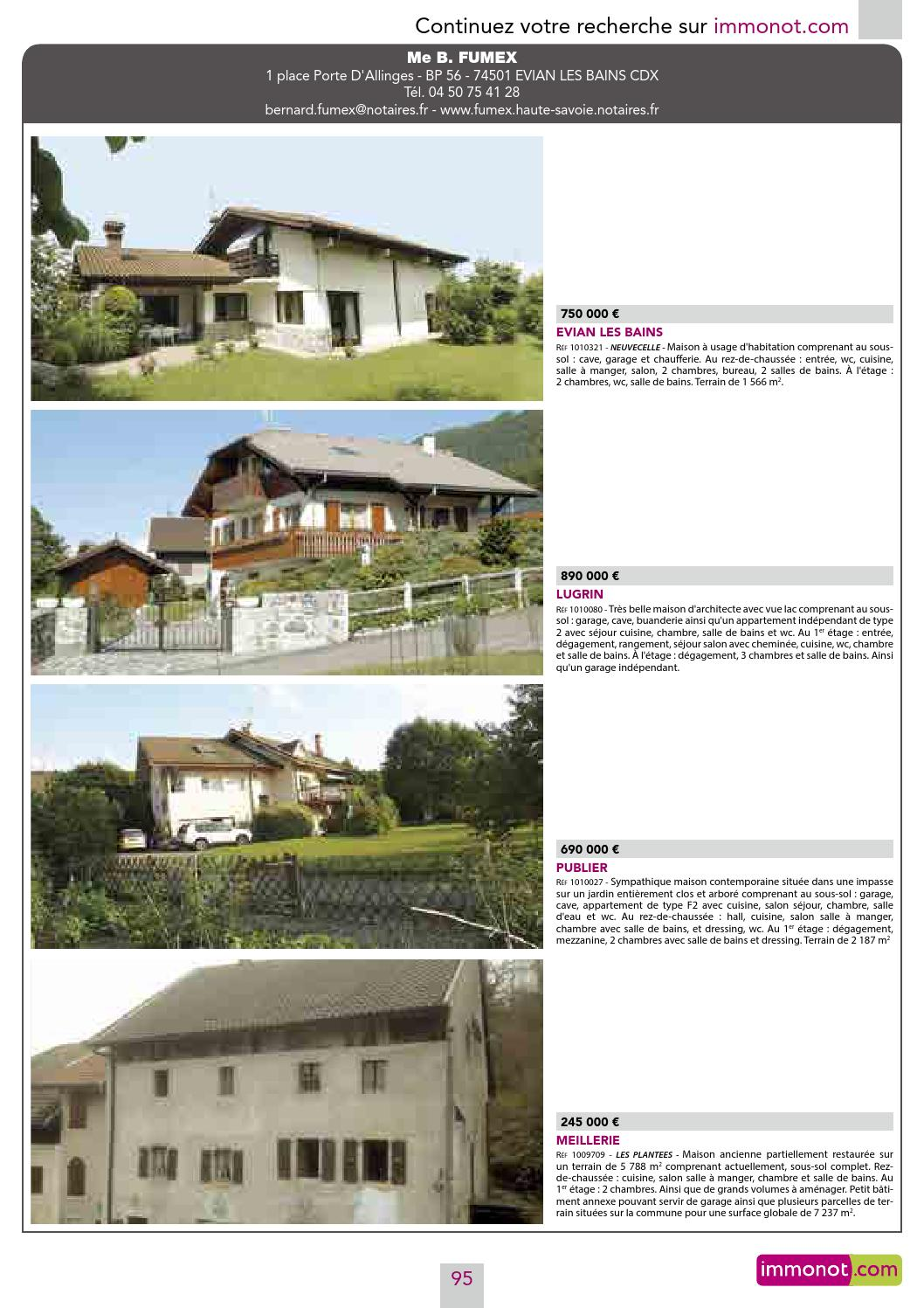 Charmant Magazine Immobilier Des Notaires By Nicolas Dubernard   Issuu