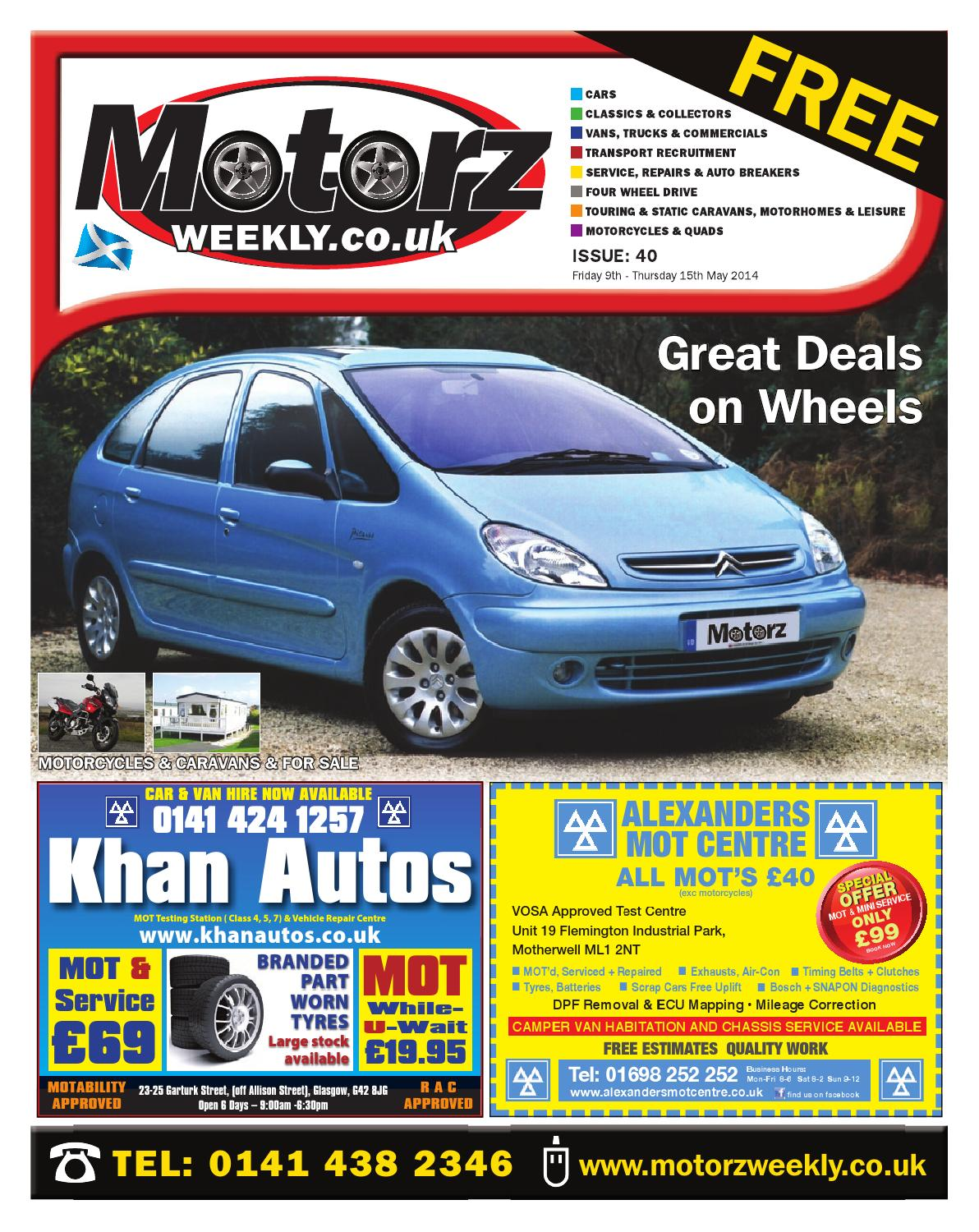 Issue 040 By Motorz Weekly Issuu Peugeot 106 Zest 2 Fuse Box