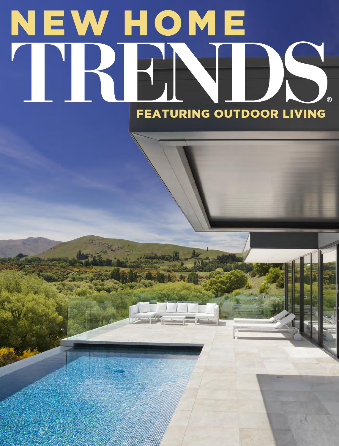 Home And Architectural Trends Magazine new home trends new zealand vol 30/01trendsideas - issuu