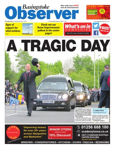3ee9bdccb6a 08 may 2014 basingstoke observer by Taylor Newspapers - issuu
