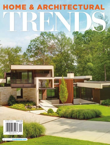 HOME U0026 ARCHITECTURAL TRENDS USA Vol 29/02