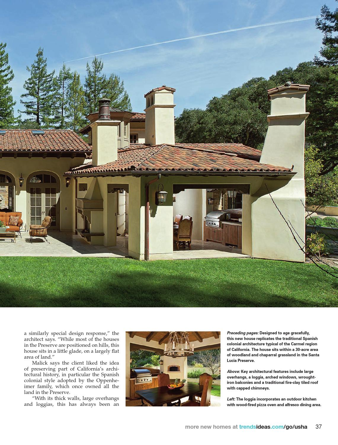 Home Amp Architectural Trends Usa Vol 29 02 By Trendsideas