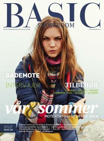 b6ef8459e991 Basic Showroom 1 - 2014 by Basic Magasiner - issuu
