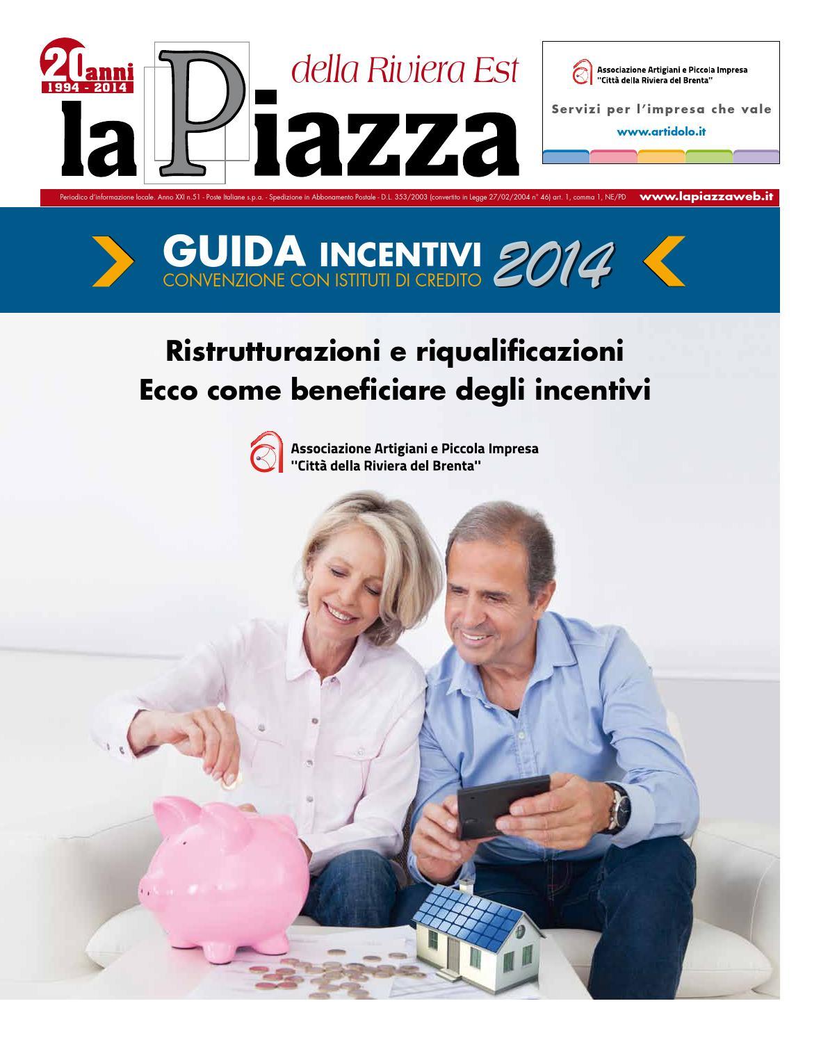 La Piazza Della Riviera Est Apr2014 N51 By Lapiazza Give Emotions