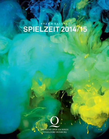 Deutsche Oper Am Rhein / Spielzeit 2014/15 By Deutsche Oper Am Rhein ...