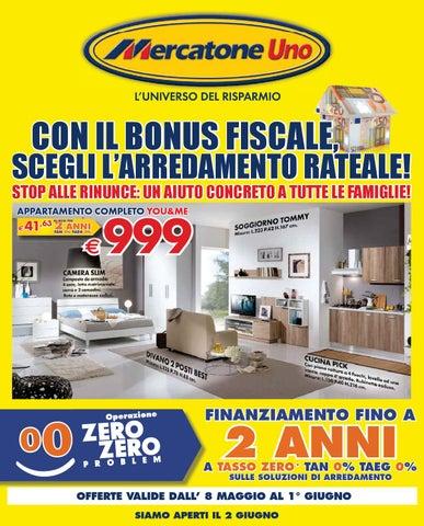 Mercatoneuno bonus by mobilpro issuu for Mercatone uno lampadari ventilatori