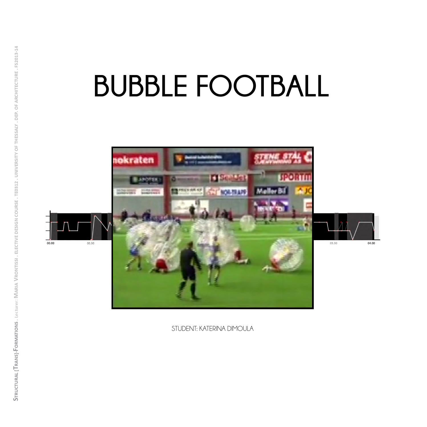Bubble football by Dimoula Katerina - issuu 65a83a43e94