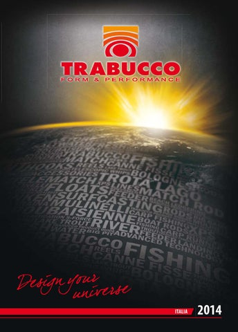 Catalogo Trabucco Fishing 2014 by Trabucco Fishing Diffusion - issuu 9beedf490d0f