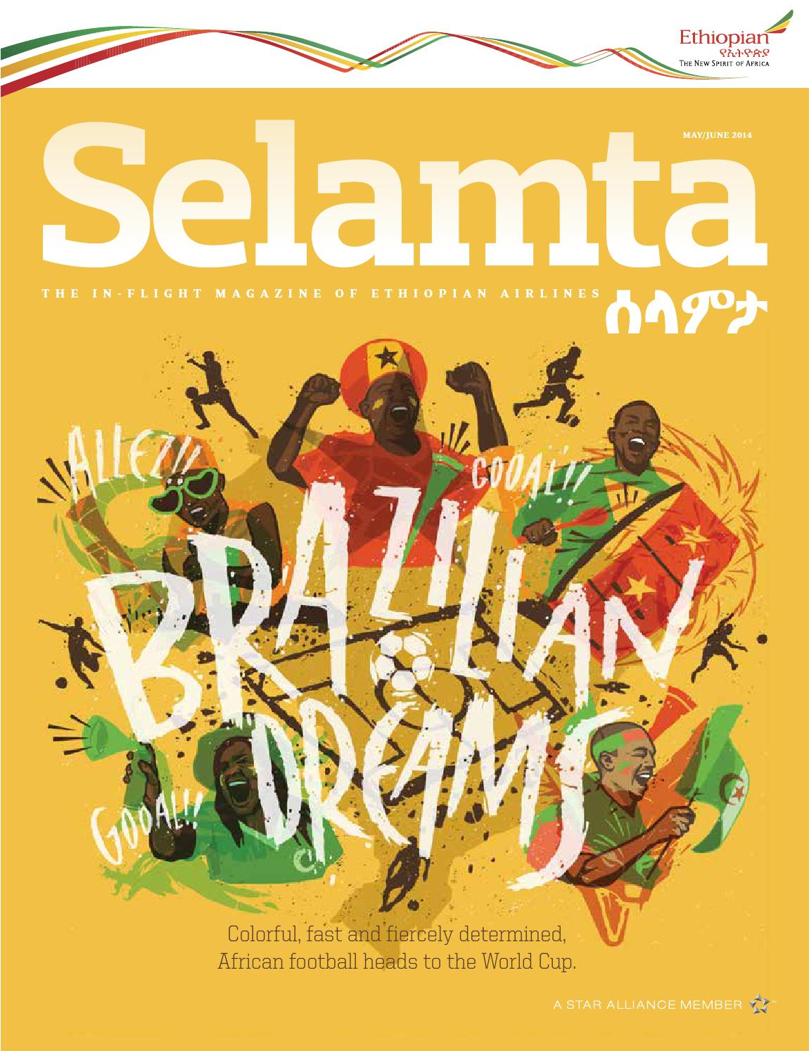 Selamta May–June 2014 by Selamta magazine - issuu