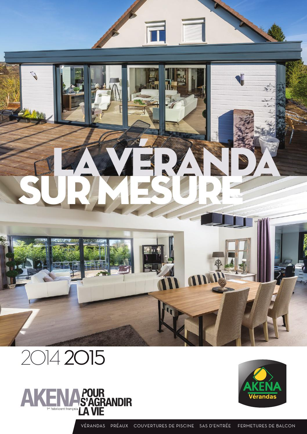 catalogue akena v randas 2014 2015 by akena verandas issuu. Black Bedroom Furniture Sets. Home Design Ideas
