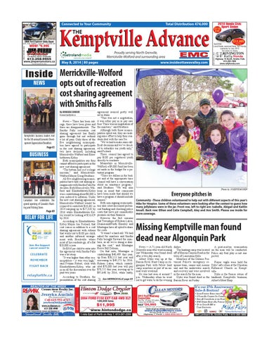 Kemptville050814 by metroland east kemptville advance issuu page 1 fandeluxe Images