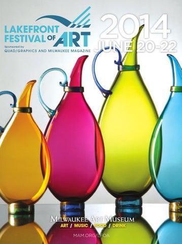 Milwaukee Magazine Lakefront Festival Of Art By Milwaukee Magazine
